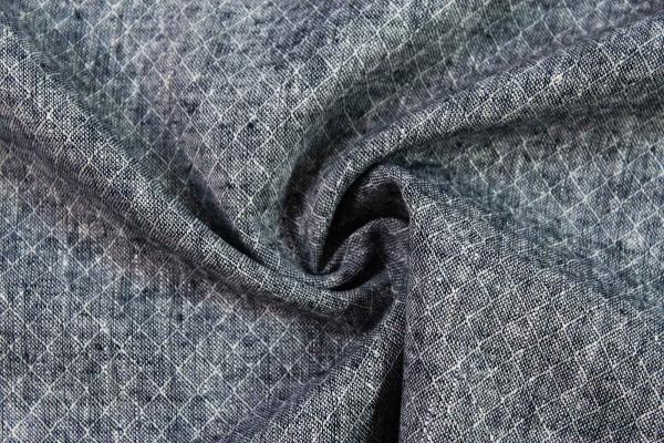 Leinen Diamond jeans meliert Ökotex 100
