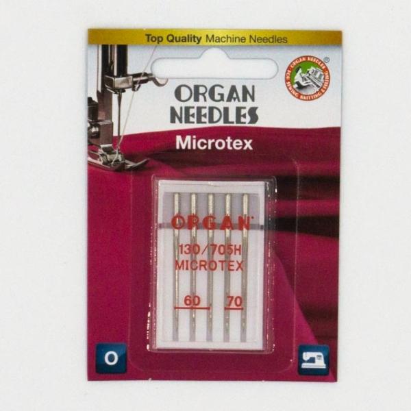 Organ Microtex 5 Stk. Stärke 60-70