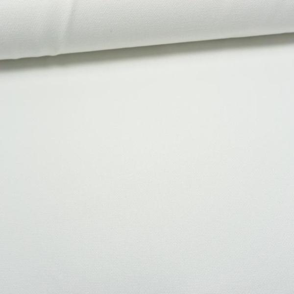 Jacquard Dekostoff Urban weiß