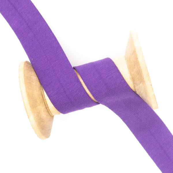 Jersey Schrägband Deluxe lila