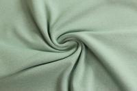 Bündchen Feinstrick Uni dusty mint -hohe Sprungkraft- Ökotex 100