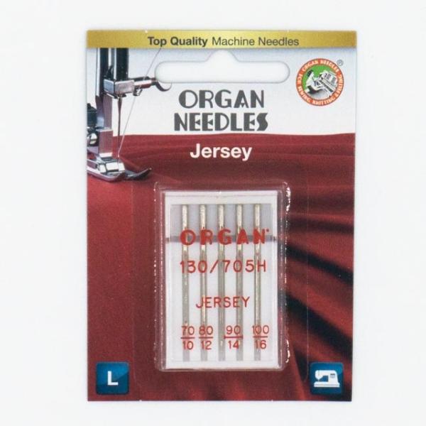 Organ Jersey 5 Stk. Stärke 70-100