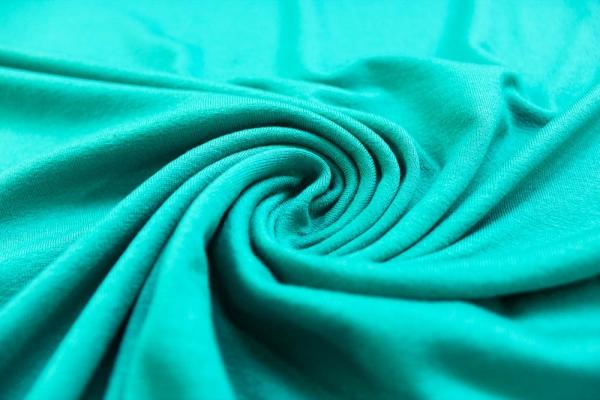 Viskosejersey Uni De Luxe smaragd grün Ökotex 100