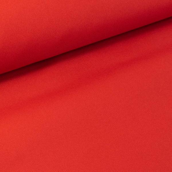 Canvas Outdoorstoff HEAVY rot