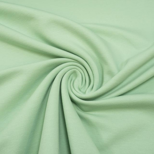 BIO Sommersweat French Terry Uni mint