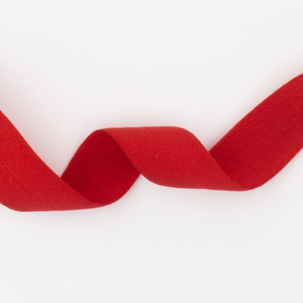 Falzband 20mm rot