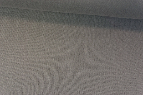 Feinstrick Jersey Deluxe taupe Ökotex 100