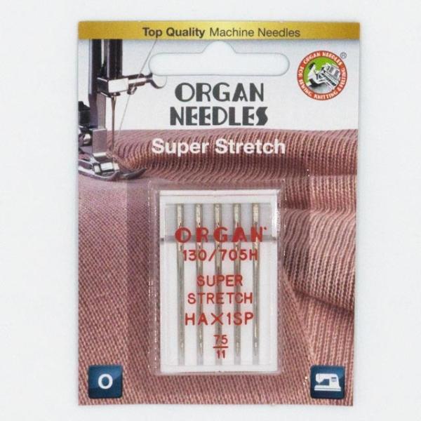 Organ Super Stretch 5 Stk. Stärke 75