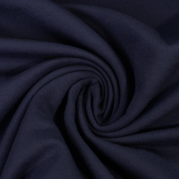 Sweat Anna angeraut navy Ökotex 100