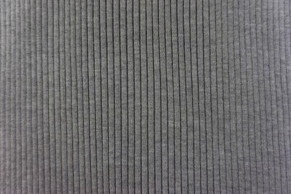 Grobstrickbündchen HEAVY hellgrau meliert Cozy-Style Ökotex 100
