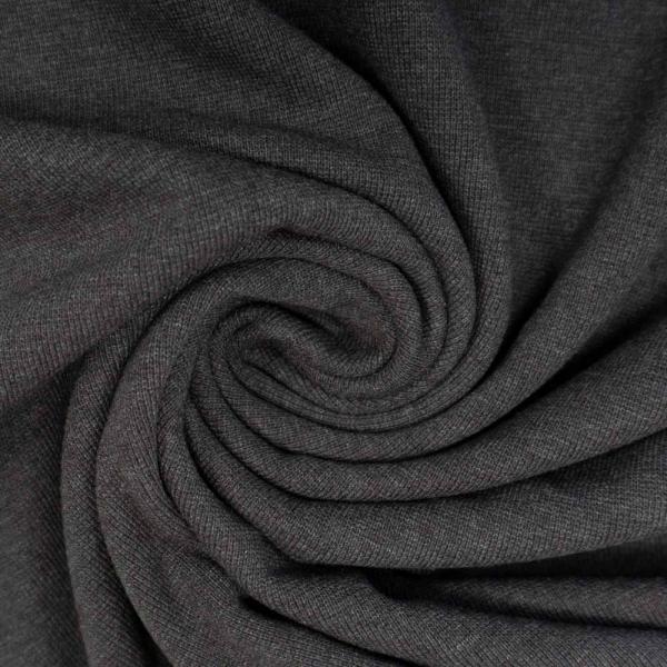Bündchen MELIERT graphit