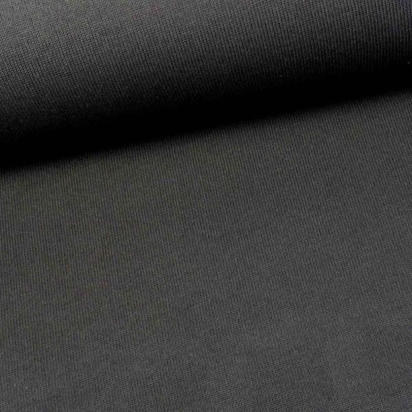 Baby-Baumwollstrick schwarz