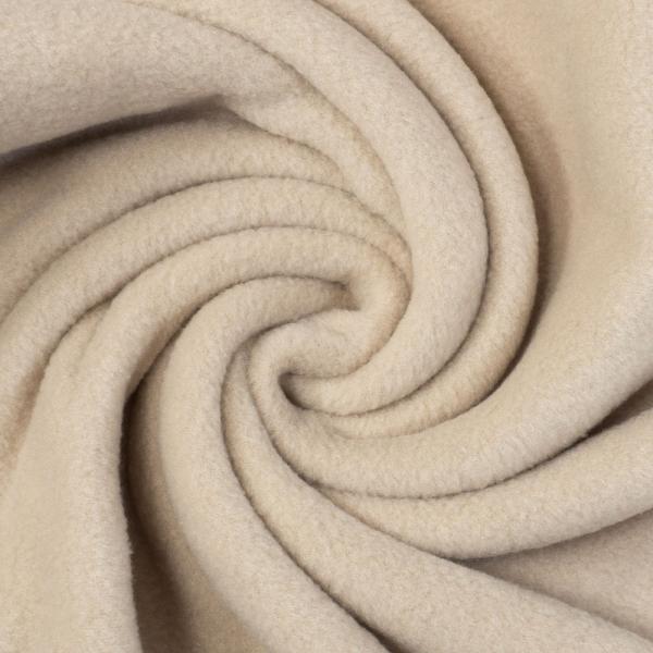 Fleece Antipilling beige