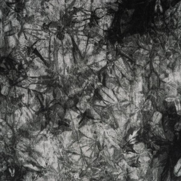 Bio-Baumwolljersey Batikstyle grau