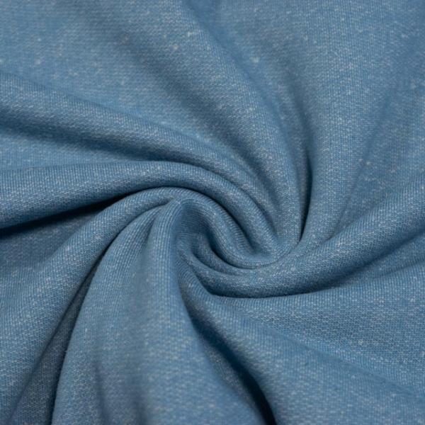Used Sweat angeraut jeansblau