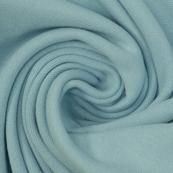Bündchen Feinstrick UNI babyblau