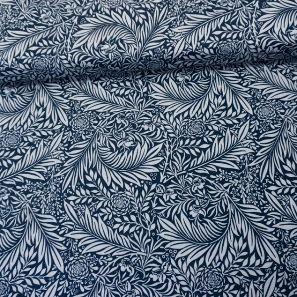 Gütermann Sense Of Harmony Blätter und Blüten blau