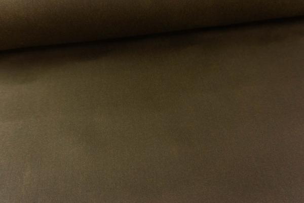 Oil Skin Webware wasserabweisend Uni schlamm