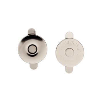Magnetverschluss 18mm Silber