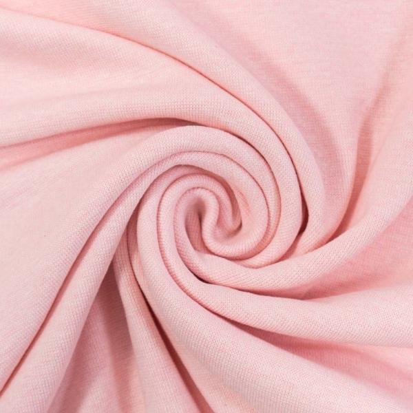 Bündchen MELIERT rosa
