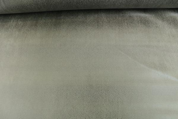 Lederjersey Vintage Khaki dunkel 300gr/m² Öko Tex 100