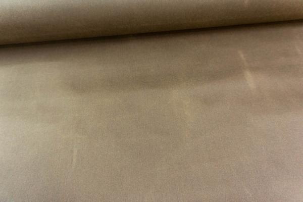 Oil Skin Webware wasserabweisend Uni sand