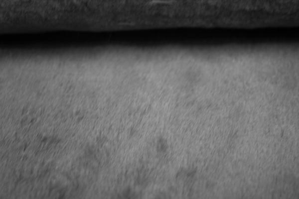 Webpelz Kunstfell dunkelgrau Ökotex 100