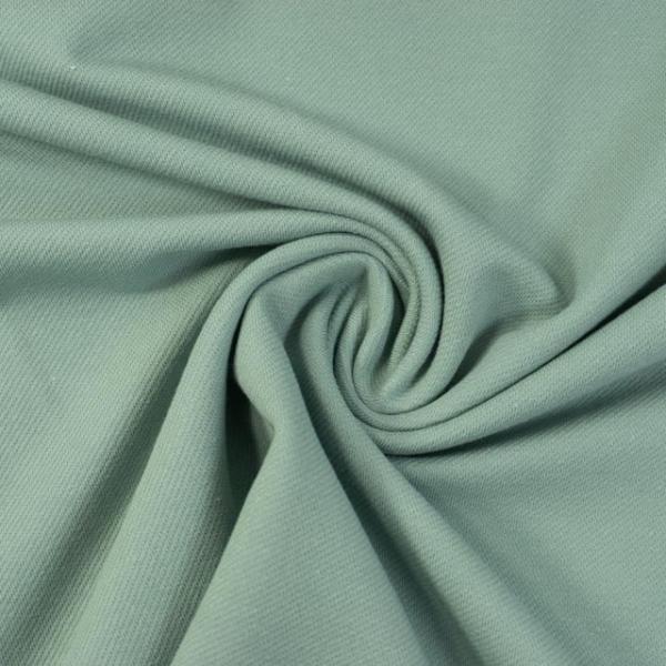 Baumwoll Jeanssweat mint