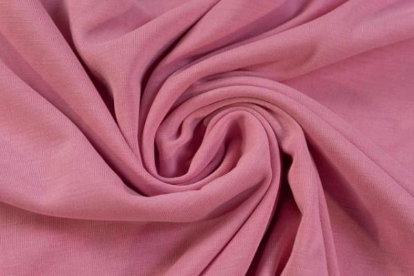 Modaljersey UNI rosa Ökotex 100