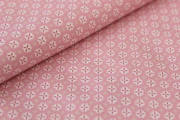Gütermann Summer Loft Prilblume rose Öko Tex 100