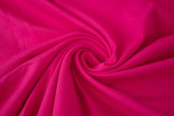 Bündchen Feinstrick Uni pink Ökotex 100