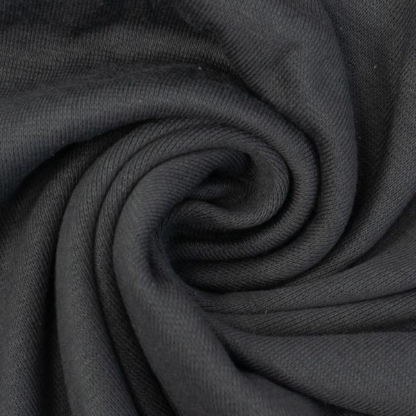 Bündchen Feinstrick dunkel anthra