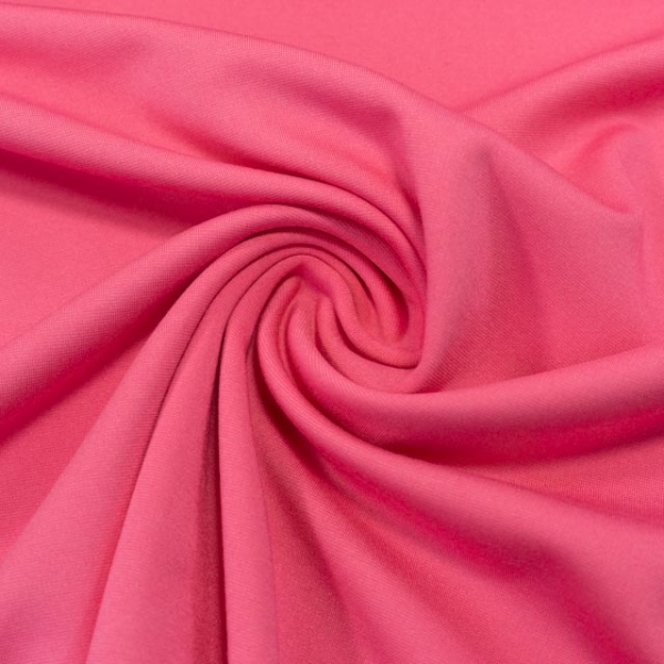 Schwerer Romanit-Jersey pink