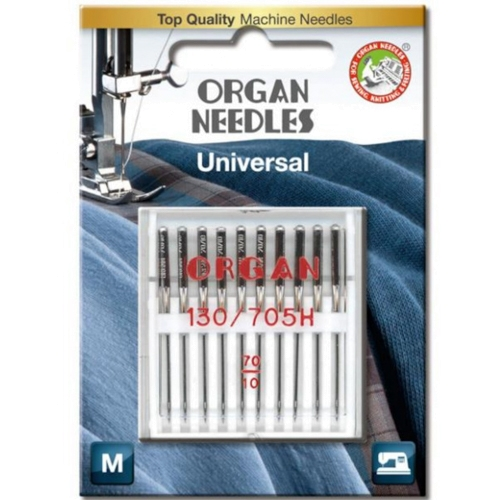 Organ Universal 10 Stk. Stärke 70