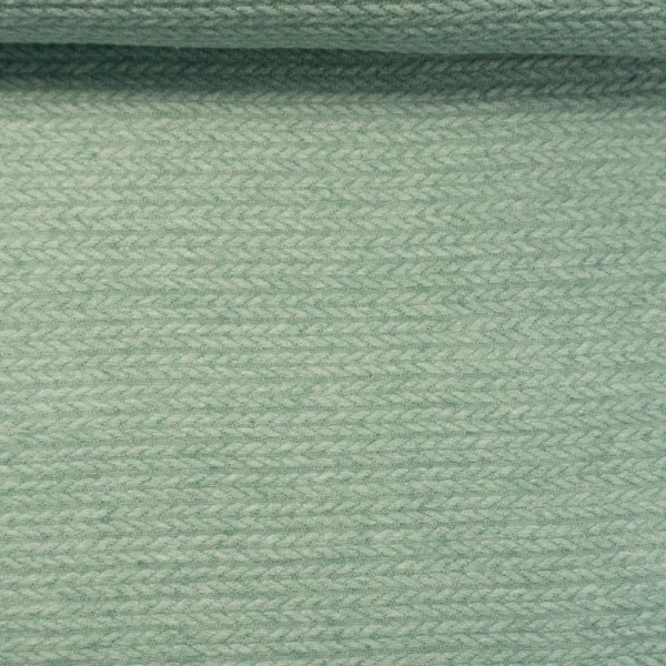 Jacquard Angora Touch dusty mint