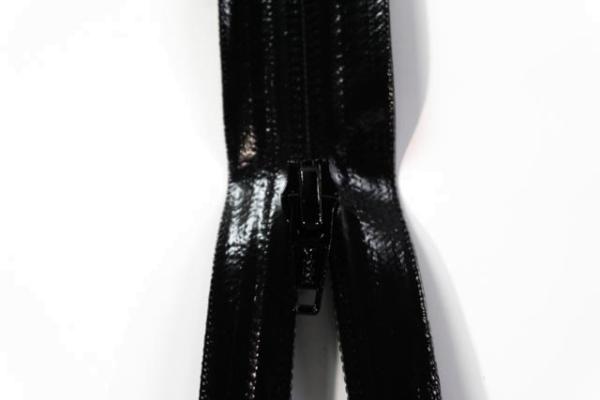 YKK WASSERDICHT teilbarer unsichtbarer Reißverschluss Jacken schwarz Ökotex 100-Copy