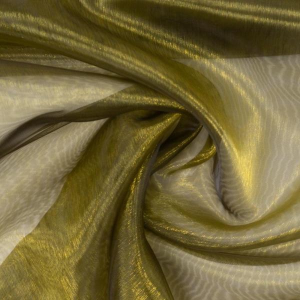 Organza Glam gold