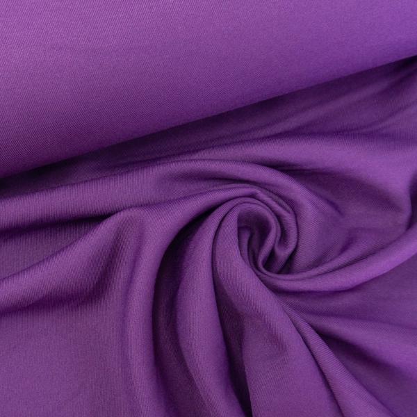 Jacquard Dekostoff Garbadine lila
