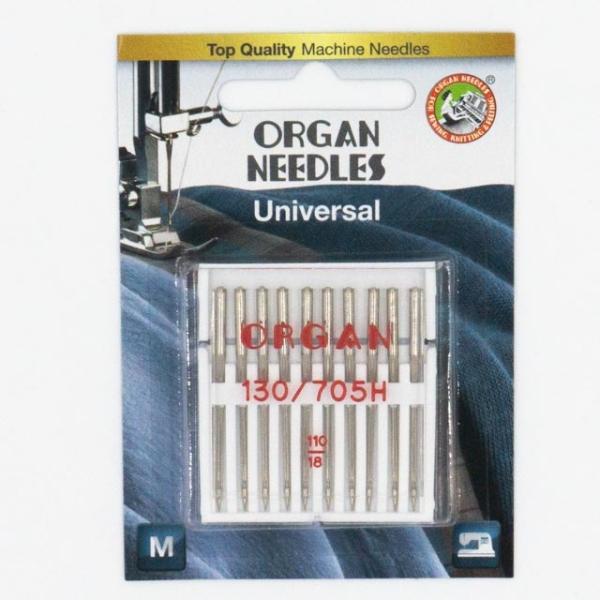 Organ Universal 10 Stk. Stärke 110