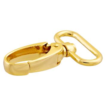 Karabiner De Luxe Gold 30mm