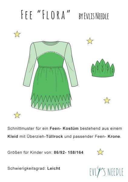 eBook Fairy Fee Flora by EvLis-Needle