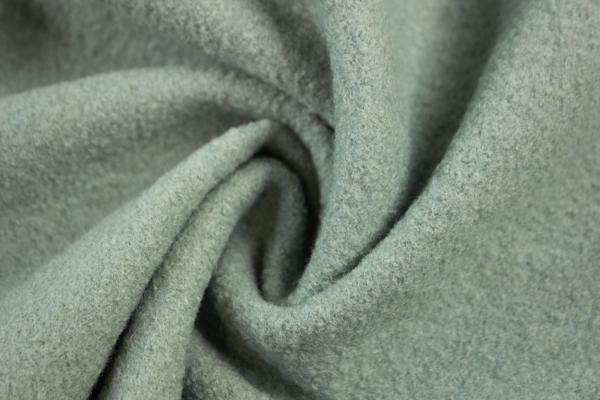 Walk 100% Schurwolle dusty mint 410gr/m²