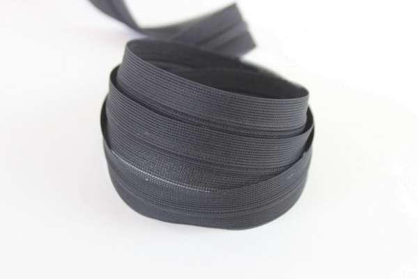 Nahtverdeckter Reißverschluss schwarz unsichtbar Ökotex 100
