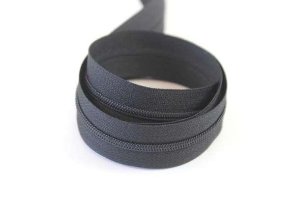 Endlosreißverschluss schwarz 16mm Ökotex 100