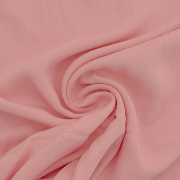 Viskosetwill Uni rosa