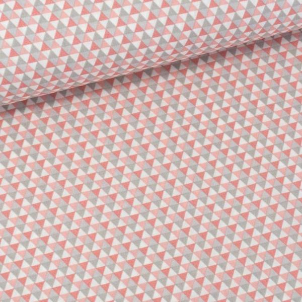Baumwollwebware Triangles nude