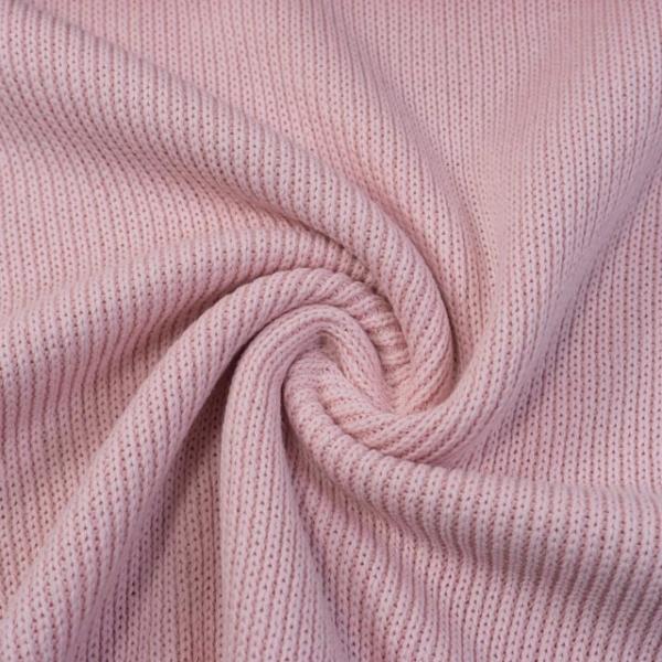Frühlings-Kuschelstrick rosa