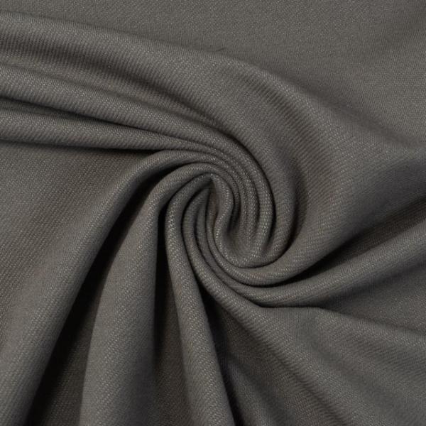 Baumwoll Jeanssweat taupe