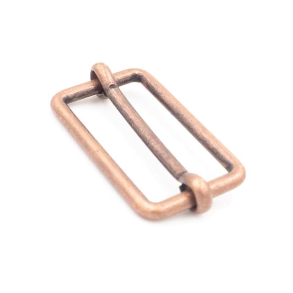 Metallschließe kupfer 30mm
