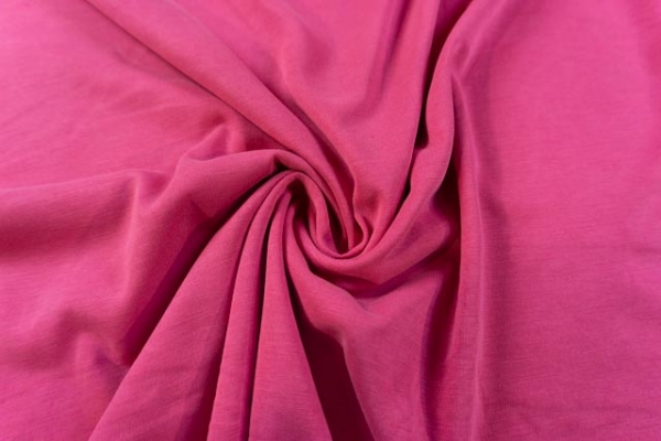 Modaljersey UNI pink Ökotex 100